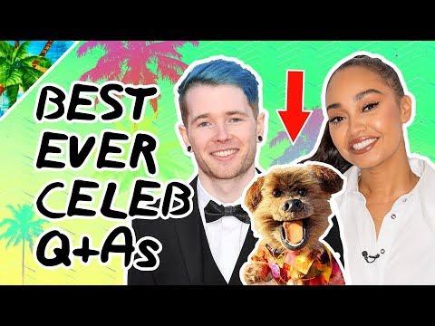 BEST HACKER T DOG CELEBRITY INTERVIEWS
