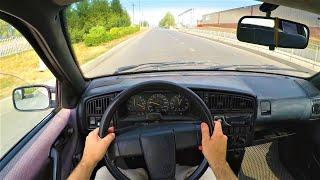 1992 Volkswagen Passat - POV Test Drive