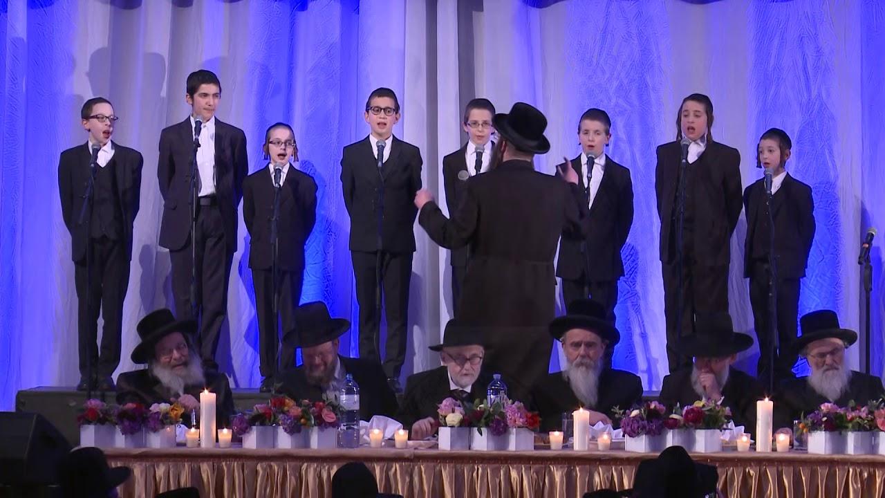 ישראל אדלר 'אזכרה' בסיום סדר נזיקין של דרשו בוינה | Ezkera - Dirshu Seder Nezikin Siyum Vienna 2018