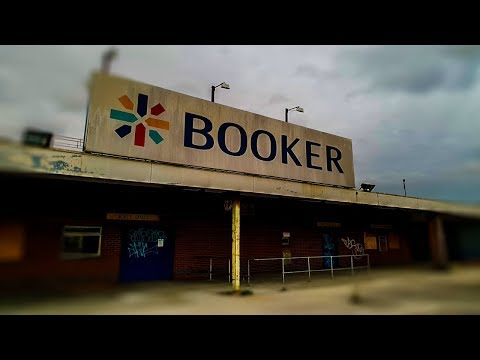 Exploring Abandoned Booker Cash And Carry