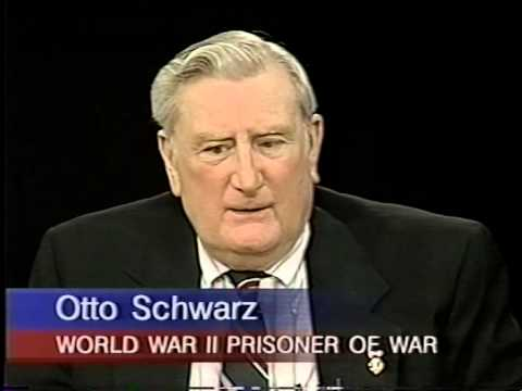 Charlie Rose Interview with American WWII POWs
