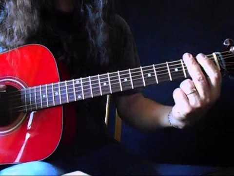 Acoustic Drop D Groove