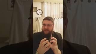 Молитва Амида.  Глубокое понимание текста  урок 3.  Первое благословение - часть 1.  рав Хаим Бриск
