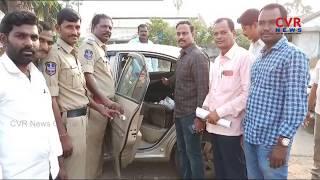 Tirumalagiri police seize Rs 30 lakh at Suryapet | CVR NEWS