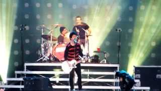 "Green Day ""Good Riddance"" @ Pinkpop 2013"