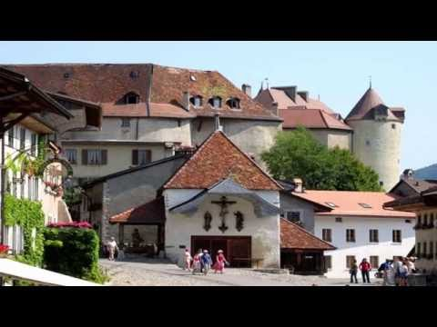 Elvetia - Switzerland (HD1080p)
