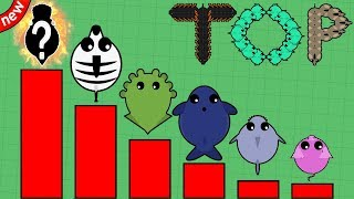TOP 6 Abilities in Mope.io! BEST MOMENTS IN MOPE.IO! DESTROYING ALL ANIMALS! (Mope.io)