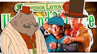 【 Professor Layton and the Unwound/Lost Future 】*Blind Playthrough* - Part 8