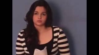 Alia Bhatt's Audition For Wake Up Sid ! [LEAKED] HD