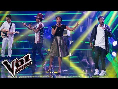 ChocQuibTown canta 'San Antonio' | Recta final | La Voz Teens Colombia 2016