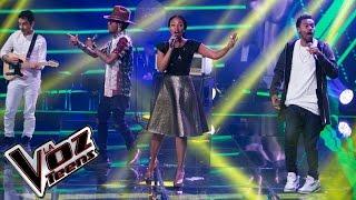 ChocQuibTown canta 'San Antonio'   Recta final   La Voz Teens Colombia 2016