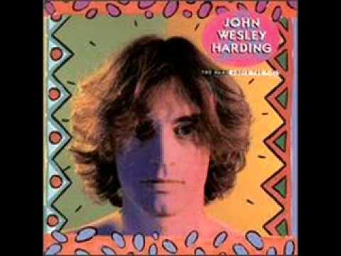 John Wesley Harding The Person You Are