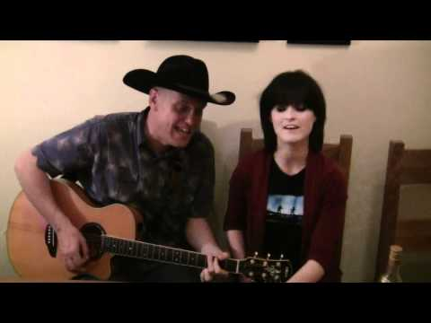 Goodbye Earl - Dixie Chicks Cover - Laurie and John McIntosh