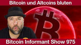 #975 Bitcoin und Altcoins bluten & Ethereum völlig überlastet, so verändert DeFi den Markt