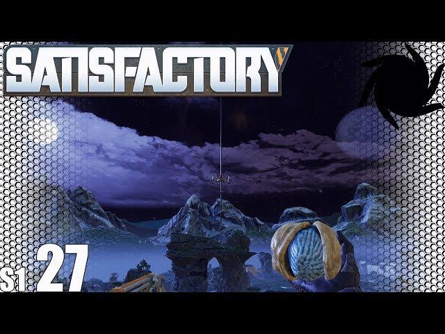 Satisfactory - S01E27 - Quartz Crystal