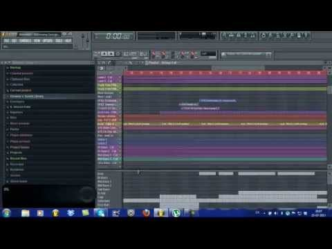 Dreamy - Remix for Maywave and Alter Ego (Project View)