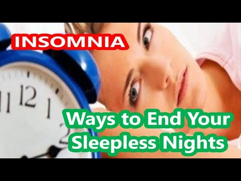 9 Tips to Put Your Insomnia to Rest