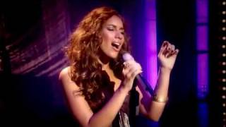 """Leona Lewis - The First Time Ever I Saw Your Face """"Live On ITV1's/Saturday Night Divas"""""""