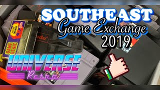 Southeast Game Exchange 2019 In Greenville Sc!