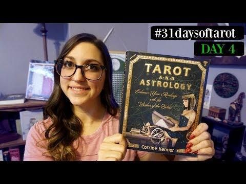 My TOP 5 Tarot Books of 2017 - DAY 4 - 31 days of tarot