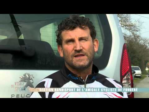 Visages du sport : ACF handisport