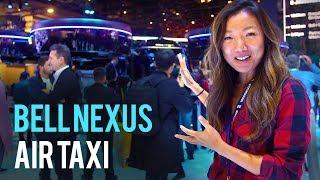 Get Your First Look Inside Bell Nexus!