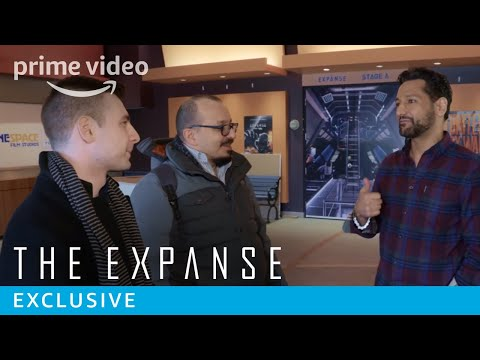 The fans that started the campaign that saved The Expanse get