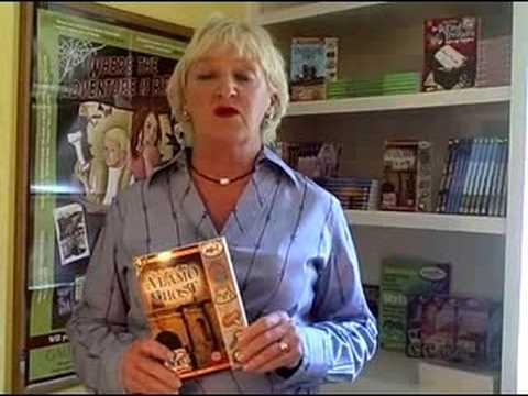 Carole Marsh - Presentation to Delaney