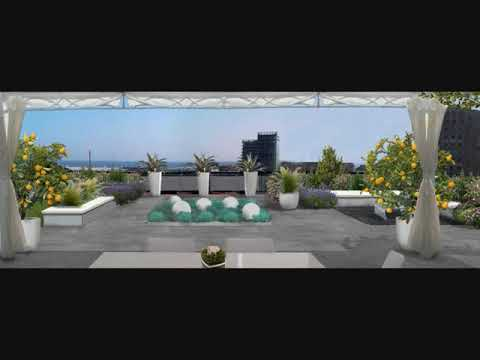 Guarda come nasce il progetto di un terrazzo - YouTube