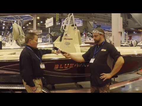 Mt Houston Marine - Blue Wave Boats - 2017 Houston Boat Show