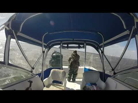 Raritan Bay Stripers April 2018