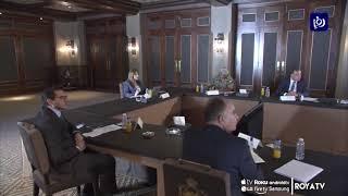 جلالة الملك يوجه إلى اتخاذ إجراءات كفيلة بالتخفيف عن المواطنين خلال شهر رمضان 22-4-2020