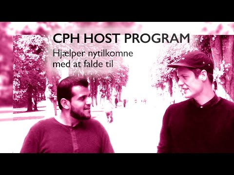 Copenhagen Host Program | Get help from danish mentor | Culture and Career host available | Denmark