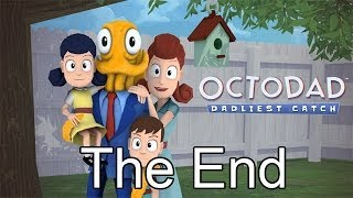 We Play: Octodad: Dadliest Catch - THE END (PS4 Gameplay)