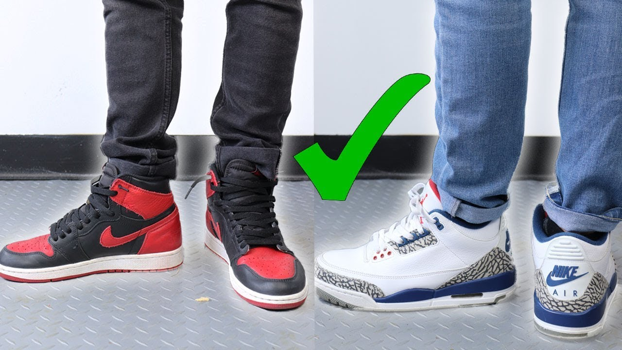 cheap for discount 75b70 bd1d8 Top AIR JORDANS to Wear With Jeans