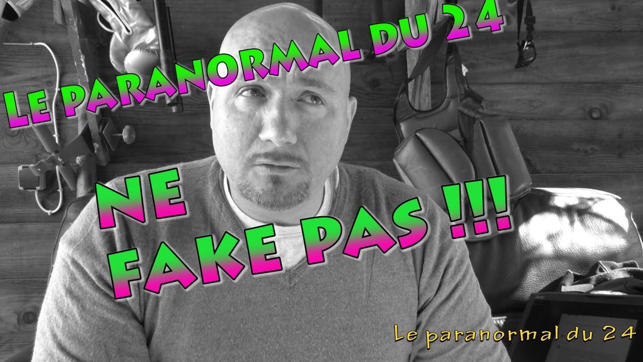 paranormal urbex fake