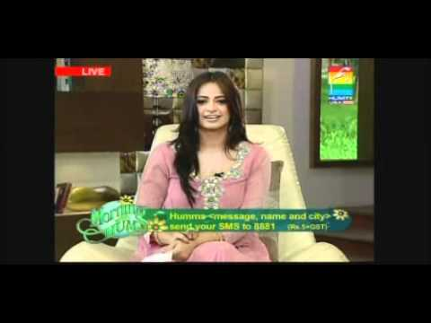 Model Ayyan Morning With Hum May 19 0001