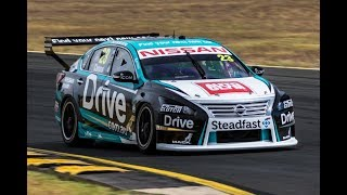 Supercars Caruso, Drive Racing on the pace in pre season test