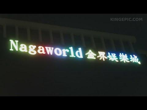 Naga World Casino & Hotel, Phnom Penh - $65+ USD per Night!