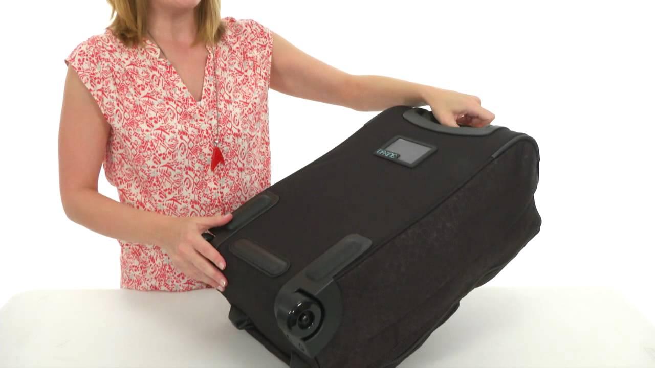 ef715c1420 Dakine Womens Carry On Roller 36L SKU  8351062 - YouTube