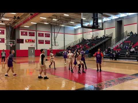 barnum school basketball team basketball journey (ball is life)