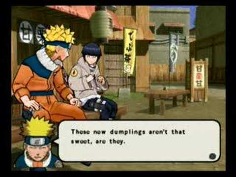 Naruto dating hinata games