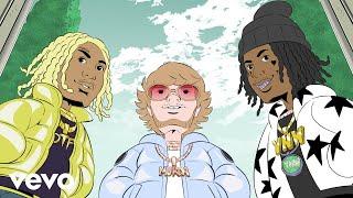 Смотреть клип Murda Beatz & Ynw Melly Ft. Lil Durk - Banana Split
