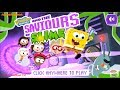 SpongeBob SquarePants And The Saviours Of Slime (Nickelodeon Games) | Cartoon Movie Game For Kids