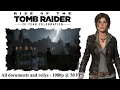 Rise of the Tomb Raider   DLC - Blood Ties: Croft Manor --- ALL DOCS AND RELICS