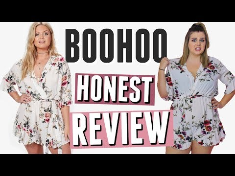 Brutally Honest Review Of Boohoo