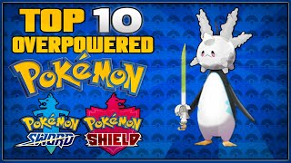 Top 10 Overpowered Pokémon for Pokémon Sword and Shield Redux!