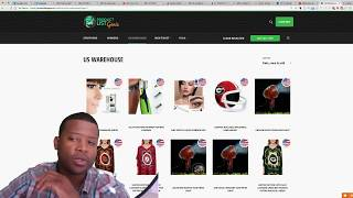 Shopify Making Money with Products From US