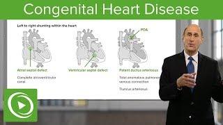 Congenital Heart Disease – Cardiology | Lecturio