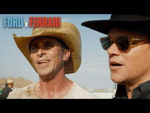 "FORD v FERRARI | ""Happy Bill"" Clip | 20th Century FOX"